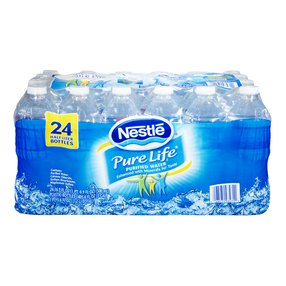 Roland's of Chesapeake Station - Nestle Pure Life Purified Water- 24 PK