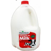 CLOVERLAND WHOLE MILK GALLON